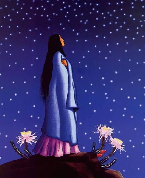 El camino de la Mujer Sagrada