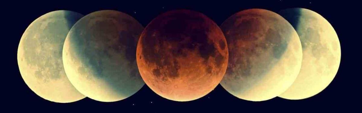 Mensaje de la Abuela Luna en tiempo de Eclipses