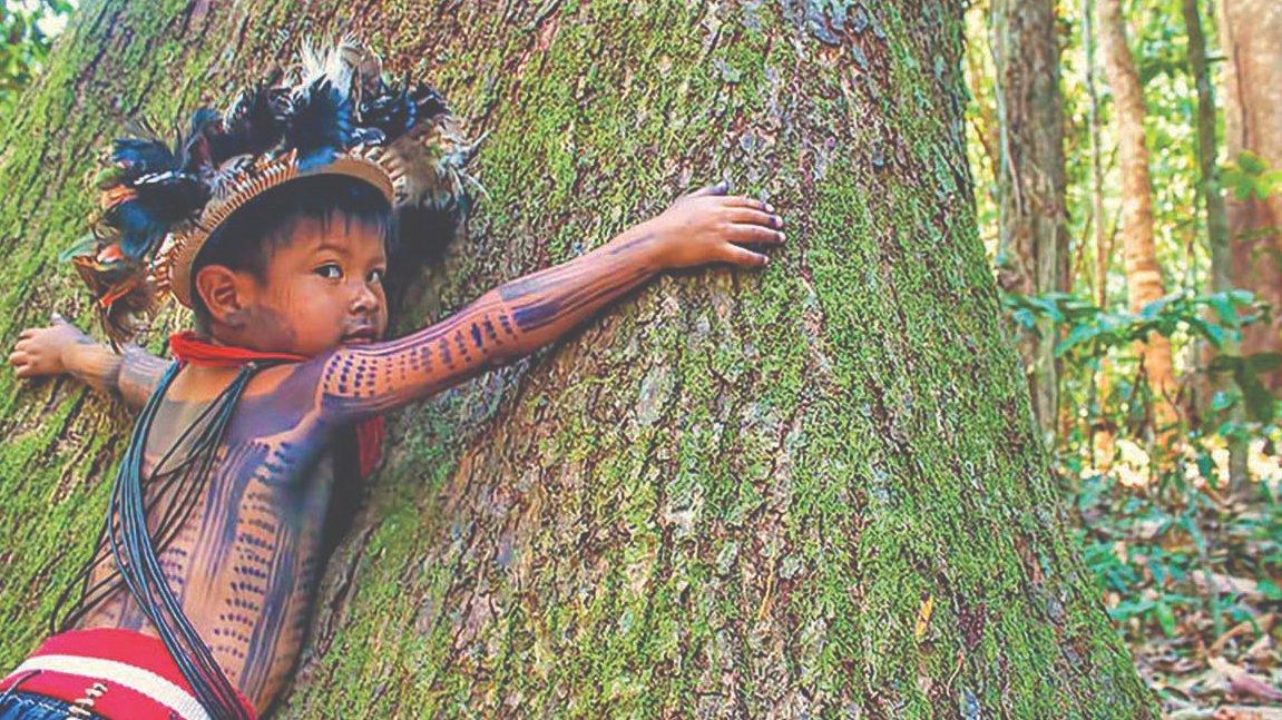 Niño amazonas - fuente primera edicion